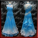 BALLROOM COMPETITION DRESS LDW (ST285E)
