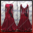 BALLROOM COMPETITION DRESS LDW (ST1003A)