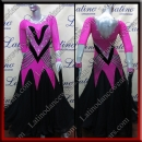 BALLROOM COMPETITION DRESS LDW (ST1007)