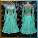 BALLROOM COMPETITION DRESS LDW (ST1008)