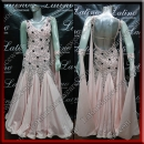 BALLROOM COMPETITION DRESS LDW (VS173)