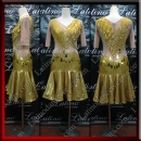 LATIN SALSA COMPETITION DRESS LDW (LT1345)