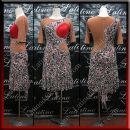 LATIN SALSA COMPETITION DRESS LDW (LT1346)