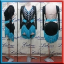 LATIN SALSA COMPETITION DRESS LDW (LT3018)
