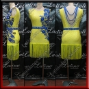 LATIN SALSA COMPETITION DRESS LDW (LT3019)