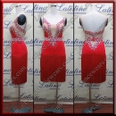 LATIN SALSA COMPETITION DRESS LDW (VL679)