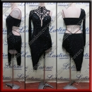 LATIN SALSA COMPETITION DRESS LDW (LS373A)