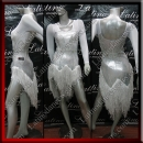LATIN SALSA COMPETITION DRESS LDW (LT1098A)