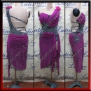 LATIN SALSA COMPETITION DRESS LDW (LT1150A)