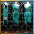 LATIN SALSA COMPETITION DRESS LDW (LT1222A)