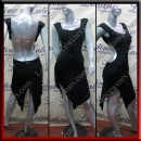 LATIN SALSA COMPETITION DRESS LDW (LT1084B)