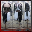 LATIN SALSA COMPETITION DRESS LDW (LT1317A)