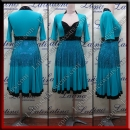 LATIN SALSA COMPETITION DRESS LDW (LS406)