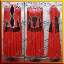 BALLROOM COMPETITION DRESS LDW (ST354)