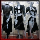 LATIN SALSA COMPETITION DRESS LDW (LT1360)