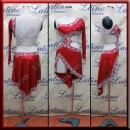 LATIN SALSA COMPETITION DRESS LDW (LT743B)