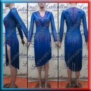 LATIN SALSA COMPETITION DRESS LDW (LT1350A)