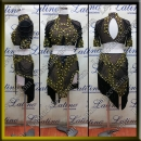 LATIN SALSA COMPETITION DRESS LDW (AL114)