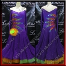 BALLROOM COMPETITION DRESS LDW (SS124)