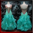BALLROOM COMPETITION DRESS LDW (ST356)