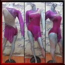 LATIN SALSA COMPETITION DRESS LDW (LT1368)