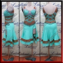 LATIN SALSA COMPETITION DRESS LDW (LT3026)