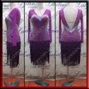LATIN SALSA COMPETITION DRESS LDW (LT3028)