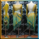LATIN SALSA COMPETITION DRESS LDW (LT1355A)