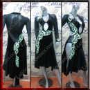 LATIN SALSA COMPETITION DRESS LDW (LT1360A)