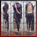 LATIN SALSA COMPETITION DRESS LDW (LT3012A)