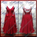 BALLROOM COMPETITION DRESS LDW (ST370)