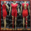 LATIN SALSA COMPETITION CATSUIT LDW (LT1370)