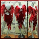 LATIN SALSA COMPETITION DRESS LDW (LT1374)