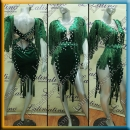 LATIN SALSA COMPETITION DRESS LDW (LT1374C)
