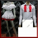 LATIN SALSA COMPETITION FOR COUPLE DRESS-SHIRT LDW (AL112/BA39)