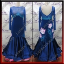 BALLROOM COMPETITION DRESS LDW (ST1014)