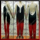 LATIN SALSA COMPETITION CATSUIT LDW (AL122)