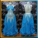 BALLROOM COMPETITION DRESS LDW (ST360)