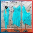 LATIN SALSA COMPETITION DRESS LDW (LT514B)