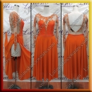 LATIN SALSA COMPETITION DRESS LDW (LS393B)