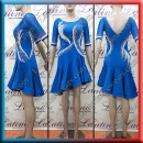 LATIN SALSA COMPETITION DRESS LDW (LT1388)