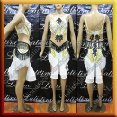 LATIN SALSA COMPETITION DRESS LDW (LT1409)