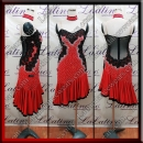 LATIN SALSA COMPETITION DRESS LDW (LT3040)