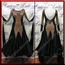BALLROOM COMPETITION DRESS LDW (SS125)