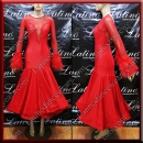 BALLROOM COMPETITION DRESS LDW (ST365)