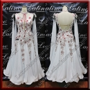 BALLROOM COMPETITION DRESS LDW (ST1019)