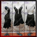 LATIN SALSA COMPETITION DRESS LDW (LT721C)