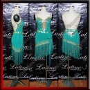 LATIN SALSA COMPETITION DRESS LDW (LS422)