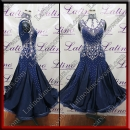 BALLROOM COMPETITION DRESS LDW (ST338A)