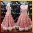 BALLROOM COMPETITION DRESS LDW (ST375)